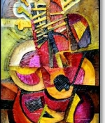 Guitar 2001 Original Sold