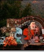 Zorthian Speak Metal Sculpture Sold