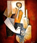 seated-figure-with-glass-48x60