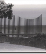 Starship Malibu Fence - Architecture