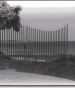 Starship Malibu Fence - Architecture