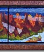 sedona landscape 4 original sold