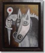 warhorse 1 Original Sold